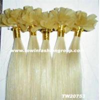 Nail tip hair extension Manufactures