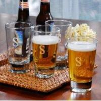 Buy cheap Personalized Pint Glasses (Set of 4) from wholesalers