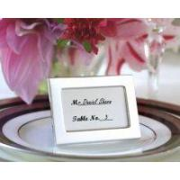 Buy cheap Placecard Frames/Holders from wholesalers