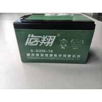 China Electric Car Batteries 6-DZM-10 on sale