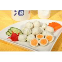 Cooking series roe whole fish ball with certificate of for Fish ball with roe