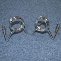 """Cheap Chrome Plated Barbell Clamps Collars 2"""" Olympic Spring Collars(pair) for sale"""