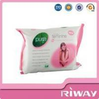 Cheap cleansing face wipes, feminine intimate wipes