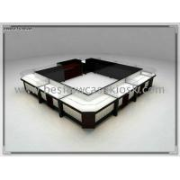 12*10 feet Mall jewelry shop display showcase Manufactures