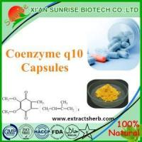 Cheap Health Care & Beauty Capsules Top Quality Food Grade Coenzyme Q10 US $298-350/Kilogram for sale