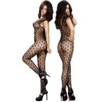 Cheap Black Sexy Bodystocking for WomenB347102A US$3.95 for sale