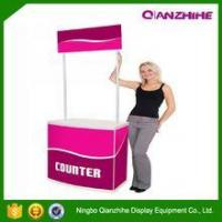 Cheap Outdoor Promotion table Promotion counter Promotion booth for sale