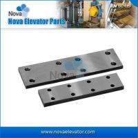 Elevator Fishplate for T45/A T50/A Cold Drawn Elevator Guide Rail