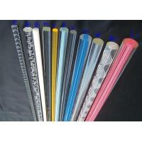 Cheap best price new style colored acrylic stick/clear acrylic rod with colored wholesale for sale