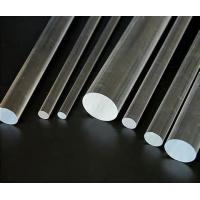 Cheap wholesale custom size clear acrylic rod for Interior decoration for sale