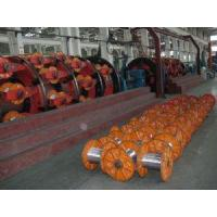 ENGLISH Product  KJY400-500 series of steel wire armouring machine