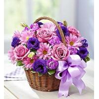 Cheap Basket of Blooms for sale