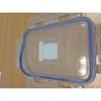 Cheap plastic food container fresh box silicone rubber seal lock type air tight seal for sale