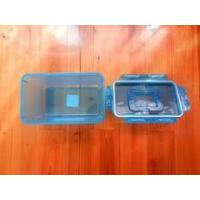 Buy cheap plastic food container fresh box silicone rubber seal silicone rubber extruder from wholesalers