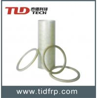 China Insulating Tubes FRP Filament Wound Tubes on sale