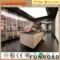 Cheap Shoppping Mall Store Furniture Cosmetic Wall Fixture for sale