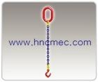 Quality lifting rigging s(6) one leg chain sling wholesale