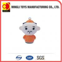Cheap PU Stress Toys 2015 top sell Mini keychain fashion Cartoon action figures for baby toy for sale
