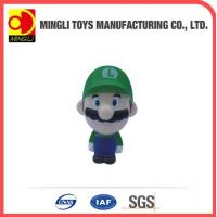Cheap PU Stress Toys 2015 new Mini keychain Super Mario Action Figure for baby toy for sale