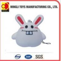Cheap PU Stress Toys Fashionable design cartoon animal soft toy for sale