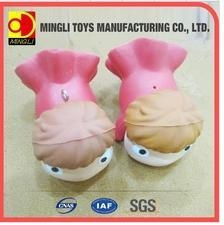 Quality PU Stress Toys 2016 Fashionable design pu soft toy wholesale