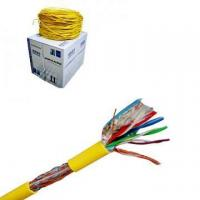 Networking Cabling Series Indoor SFTP CAT5e Lan Cable
