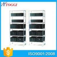 Cheap 200kg-300kg heavy duty metal industrial wire shelving for storage for sale