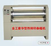 piezo printer heat-transfering banner machine.