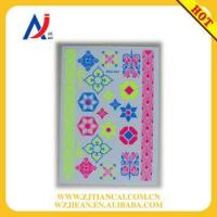 Cheap Quality Fluorescent colors temporary tattoo and beatiful waterproof body tattoo stickers for sale