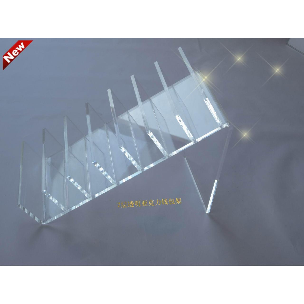 ACRYLIC STORE FIXTURES YK-0207 Manufactures