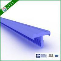 Cheap blue color soft meterial pvc T mold edge band for sale