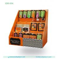 Cheap Counter Hook Displays With shelf for Accessory Promotion for sale