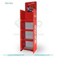 Cheap Customized Beverage Advertising Display Showcase Display Boxes Promotion for sale