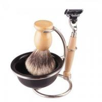Cheap New arrival China beaver hair shave brush for men for sale