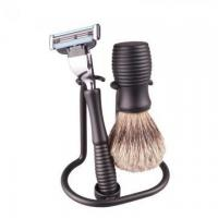 Cheap 2015 Wholesale synthetic shaving brushes gift set for sale