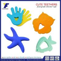 Chewing Toys for Babies Home Silicone Baby Teether Supplier