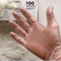 Cheap Cheap Medical Disposable Vinyl Gloves Powdered for sale