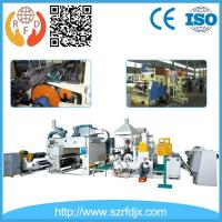 Cast Film Extrusion & Lamination Machine