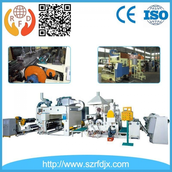 Quality Cast Film Extrusion & Lamination Machine wholesale