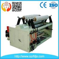 Cheap High Speed Semi-Automatic Stretch/Cling Film Rewinder for sale