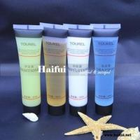 Cheap Hotel cosmetic amenities soft tube, soft plastic tube for sale