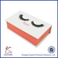 Custom Eyelash Packaging Box Manufactures