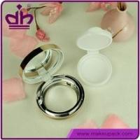 Cheap BB cream case air cushion empty compact cosmetic case with mirror for sale