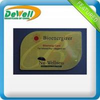 Cheap Anti Radiation Bio Energy Card Manufacturer for sale