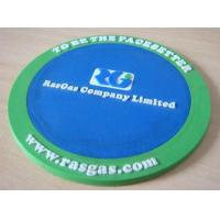 Cheap P013 Wholesale promotional logo printing drink placemats and coasters for sale