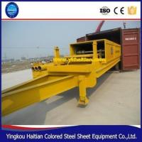 Gold supplier china roof arch sheet roll forming machine