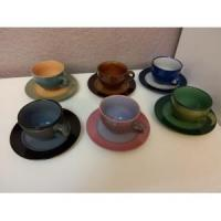 Cheap set of 6 cup and saucer for Pakistan for sale