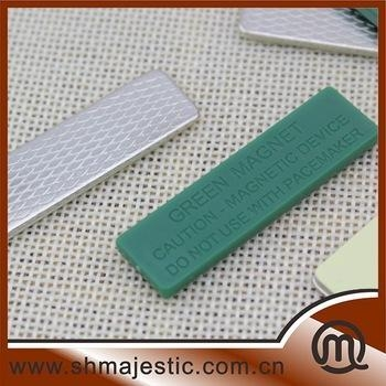 Quality Wholesale Green Plastic Magnetic Clip For Clothes wholesale