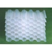 Cheap Yixing Xushui Environmental Protection Equipment Co., Ltd. Honeycomb inclined tube packing for sale