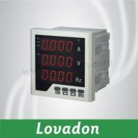Cheap Newest 96*96electrical Frequency Meter for sale